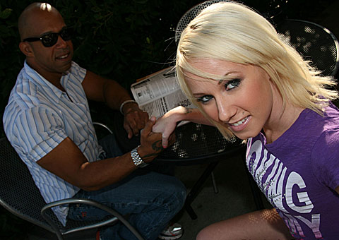 Cute faced busted Blonde Alexia Skye gets a huge black bone on blacks on blondes blog