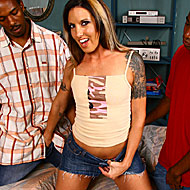 pretty Fiona Cheeks gets gangbanged by huge cocked blacks from Blacks on Blondes