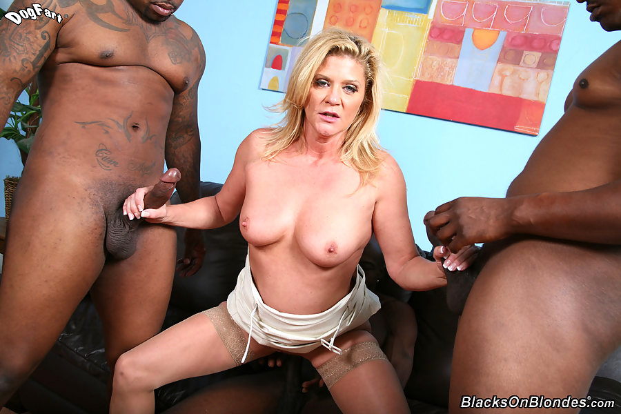 Ginger interracial lynn — img 13